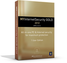 MyInternetSecurity GOLD 2012 download