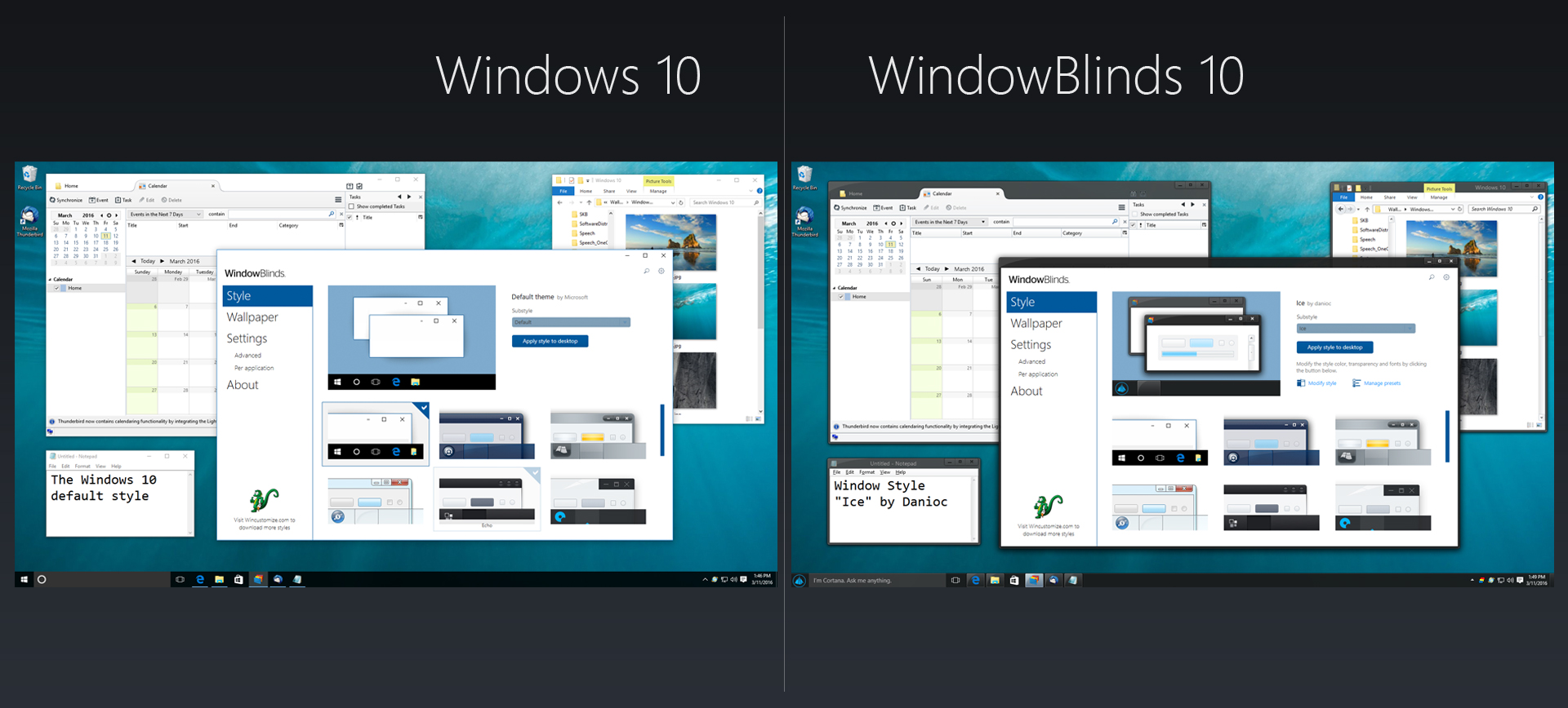 Download WindowBlinds for free