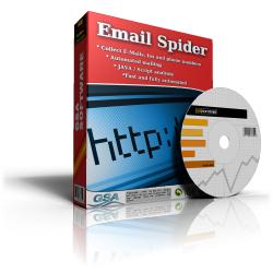 GSA Email Spider download