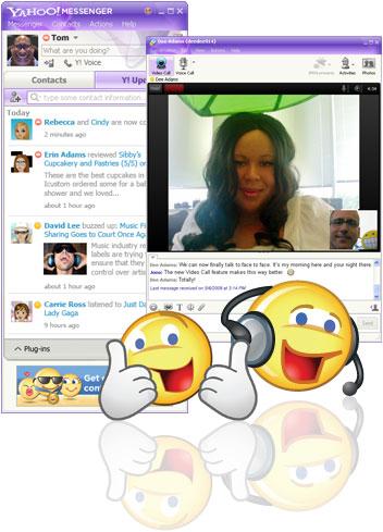 Yahoo Messenger download