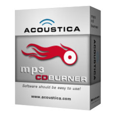Acoustica MP3 CD Burner download