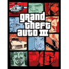 Grand Theft Auto (GTA) 3 Map - Liberty City download