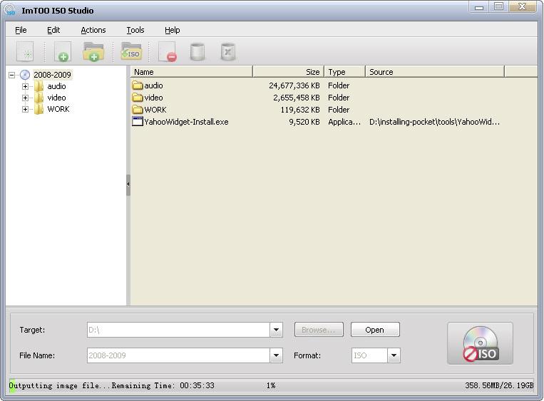 ImTOO ISO Studio download