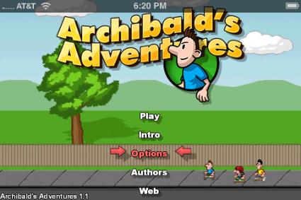 Archibalds Adventures download