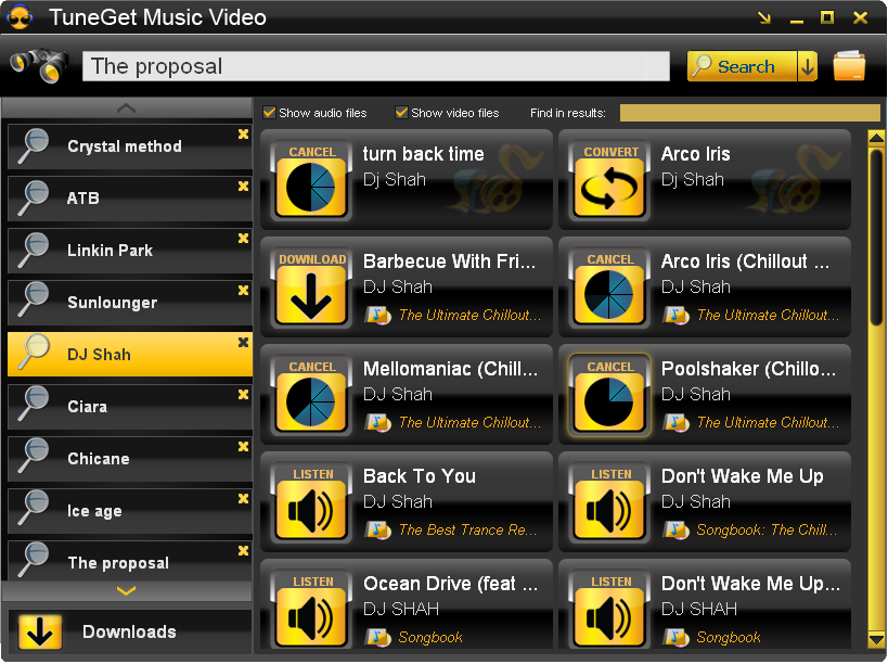 Free Video And Music Downloader Software