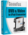 SnowFox DVD to iPad Converter download