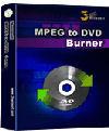 3herosoft MPEG to DVD Burner download