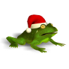 Christmas Super Frog for Windows download