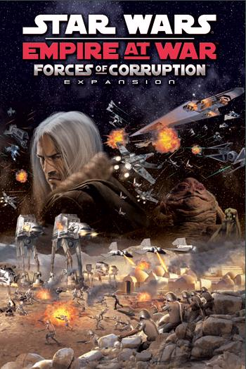 Empire at War: Forces of Corruption download
