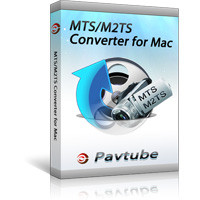 Pavtube MTS/M2TS Converter for Mac download