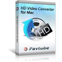 Pavtube HD Video Converter for Mac download