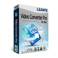 Leawo Video Converter Pro for Mac download