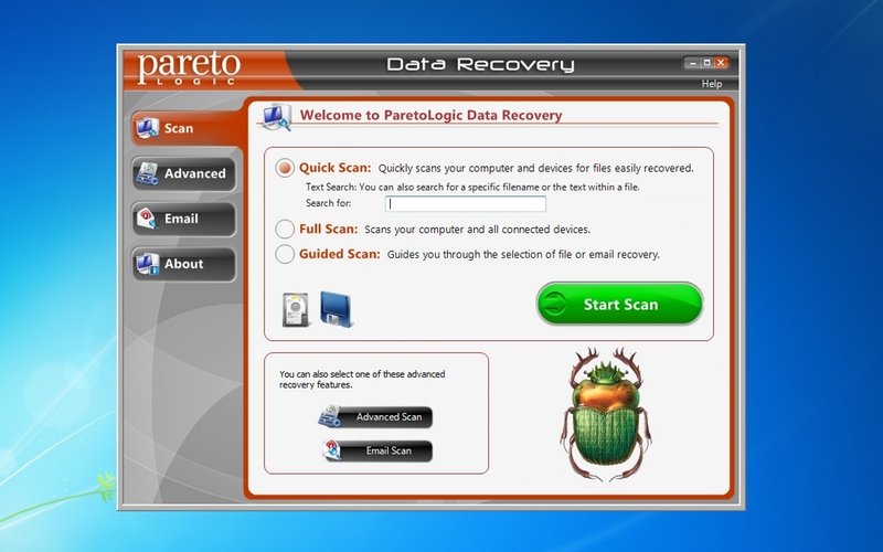 pareto data recovery free download full version crack