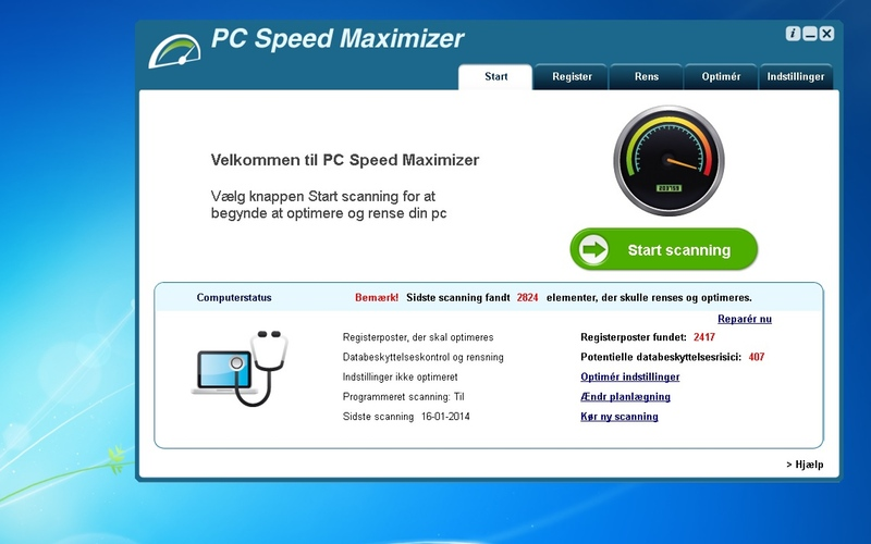 Download PC Speed Maximizer 3 2 for free