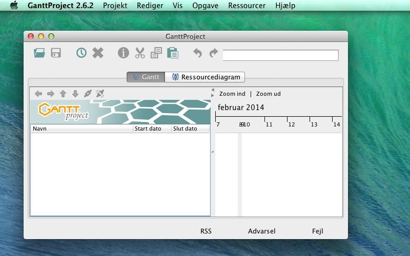 ganttproject mac