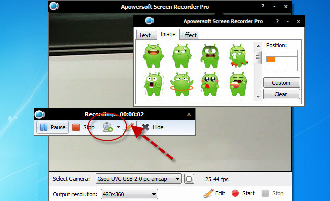 apowersoft screen recorder for pc