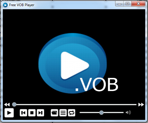 Free VOB Player download