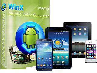 WinX DVD Converter Deluxe download