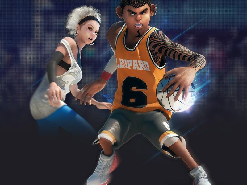 Freestyle 2: street basketball on steam.