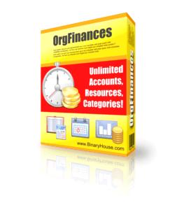 OrgFinances download