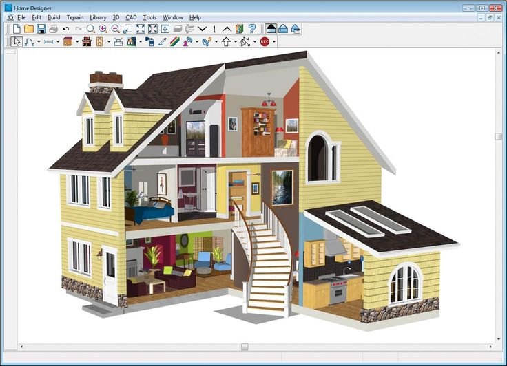 Download Dreamplan Home Design Software 2 13 For Free