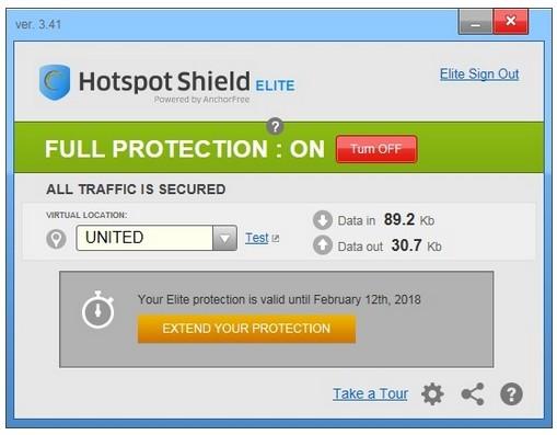 hotspot shield elite 7.4.2 patch
