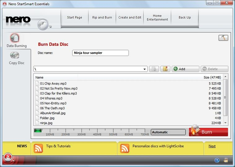 free download nero burning for windows 7
