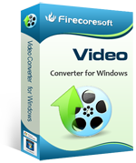 FirecoreSoft Mac Video Converter download