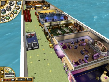 Download Luxury Liner Tycoon For Free - Cruise ship tycoon