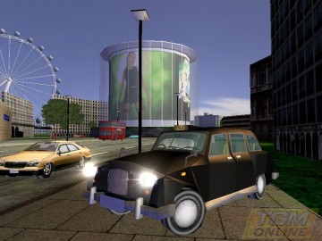Download game taxi racer london 2 sims 2 free game play