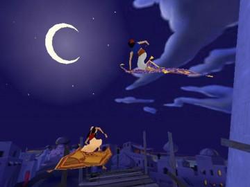 Details of Aladdin Magic Carpet Racing