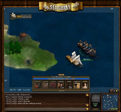 Download Seafight Online Pirate Game 2017for free