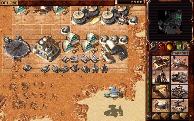 Dune 2000: gruntmods edition | gruntmods.