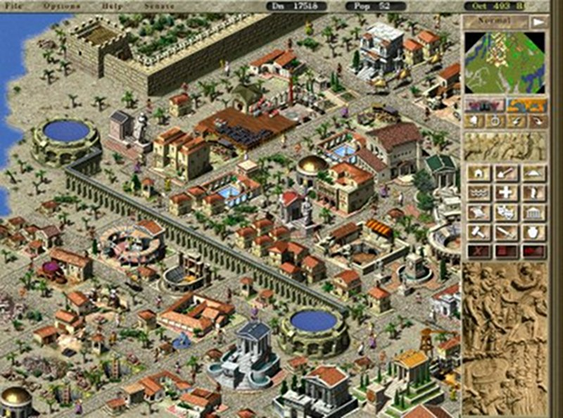 Download Caesar III for free