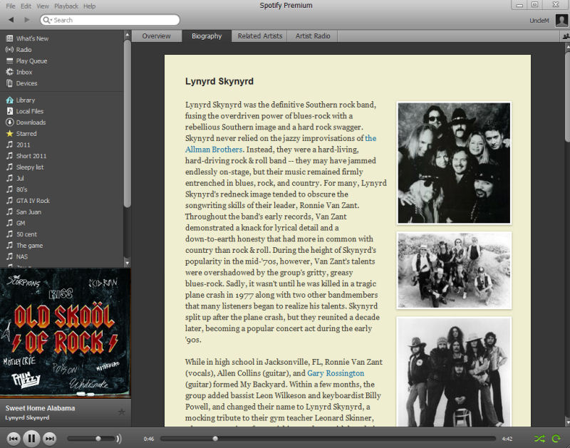 Old Versions Of Spotify For Mac