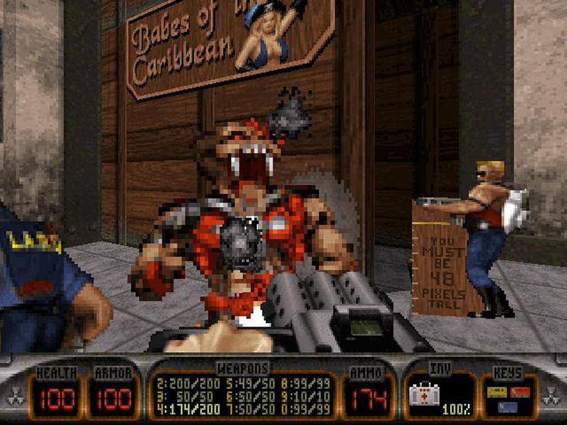 Duke nukem 3d atomic edition game download youtube.