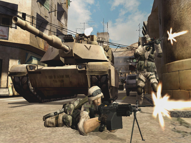 Download Battlefield 2 - Gulf of Omanfor free